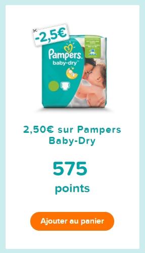 Bon plan couches pampers baby dry chez carrefour market 27 02 11 03 - Bon de reduction couches pampers a imprimer ...