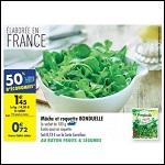 Bon Plan Salade Bonduelle chez Carrefour (27/02 - 05/03) - anti-crise.fr