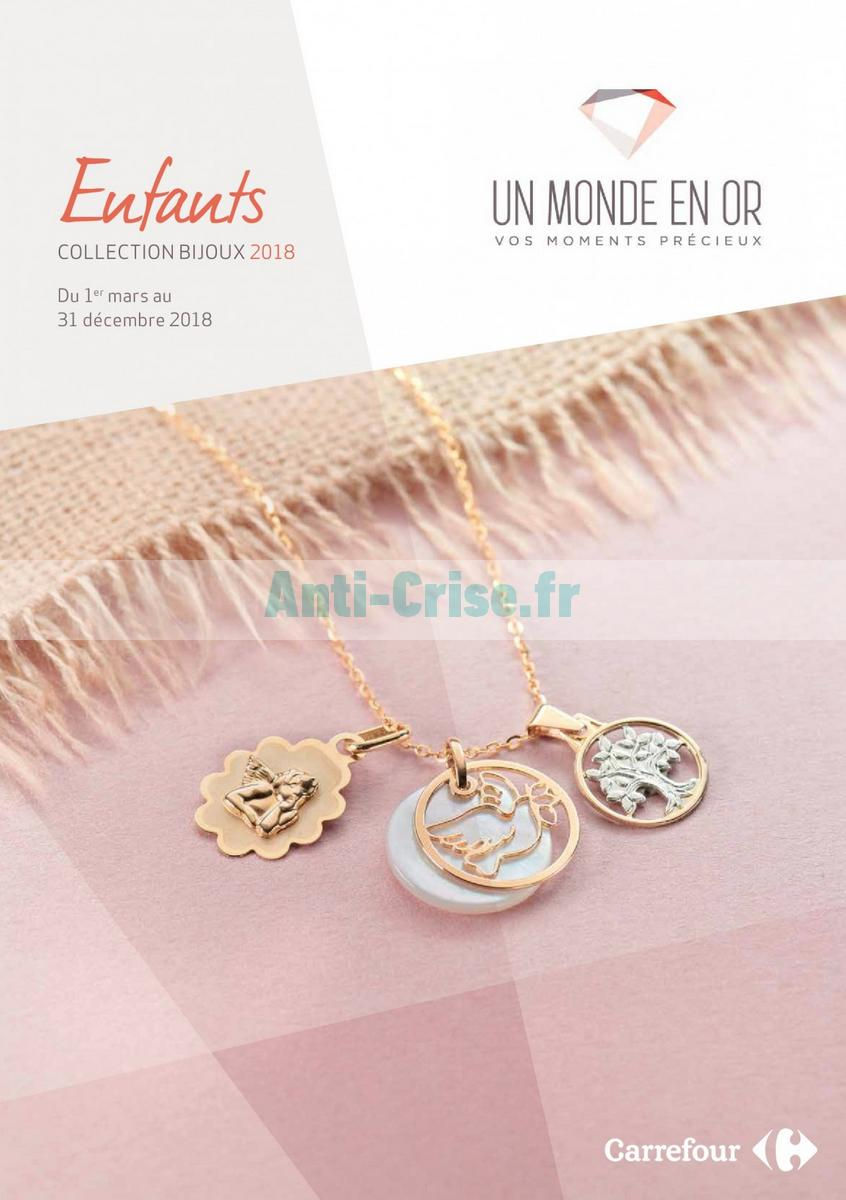 Catalogue bijoux carrefour fr