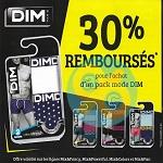 Offre de Remboursement Dim : 30% Remboursés pour l'Achat d'un Pack de Boxers Mode - anti-crise.Fr