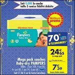 Bon Plan Pampers Baby Dry chez Carrefour (27/02 - 05/03) - anti-crise.Fr