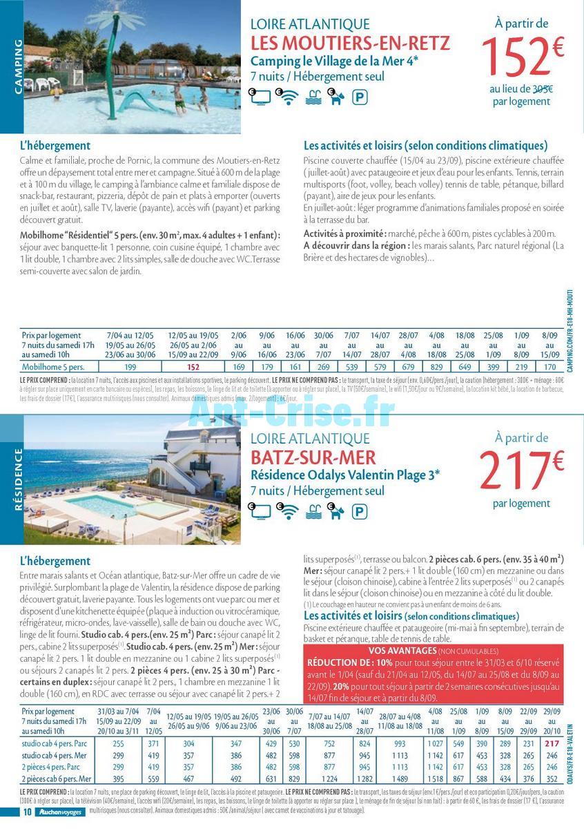 septembre2018 Catalogue Auchan du 21 mars au 21 septembres 2018 (Voyages) (10)