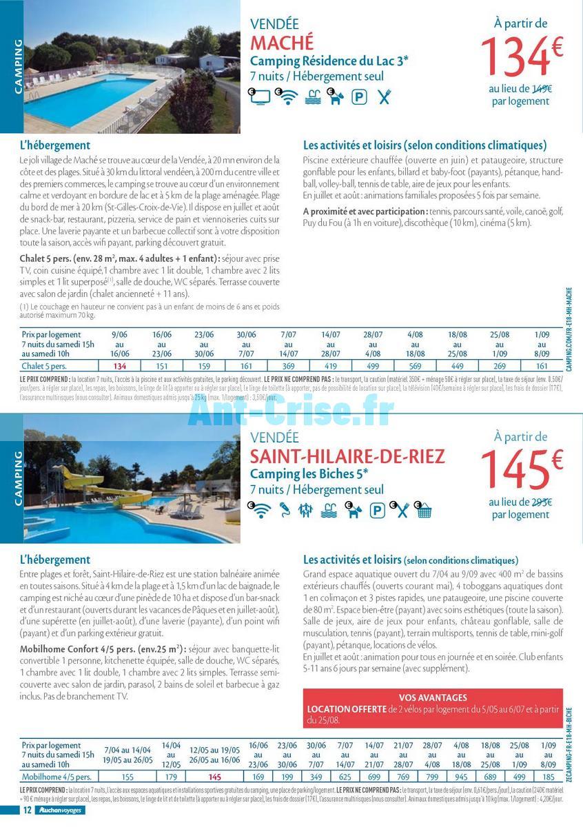 septembre2018 Catalogue Auchan du 21 mars au 21 septembres 2018 (Voyages) (12)