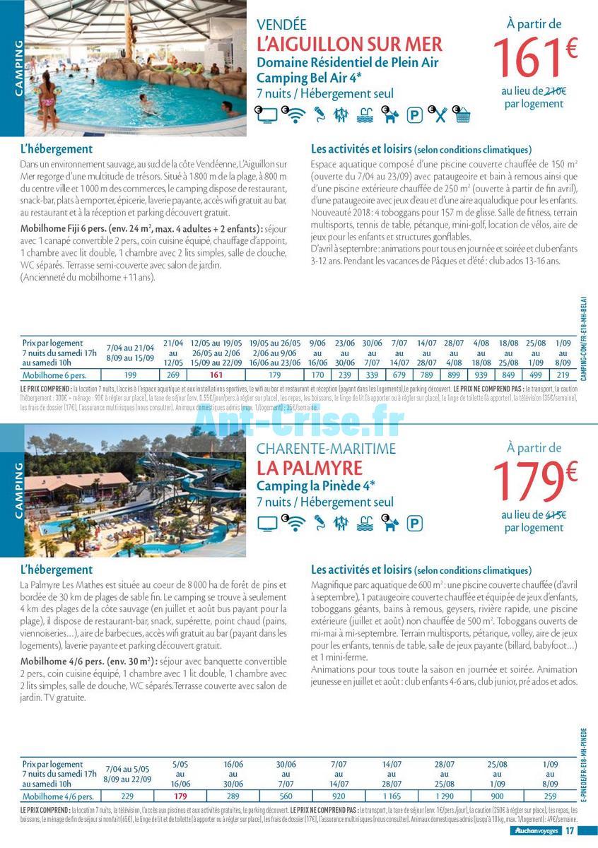 septembre2018 Catalogue Auchan du 21 mars au 21 septembres 2018 (Voyages) (17)