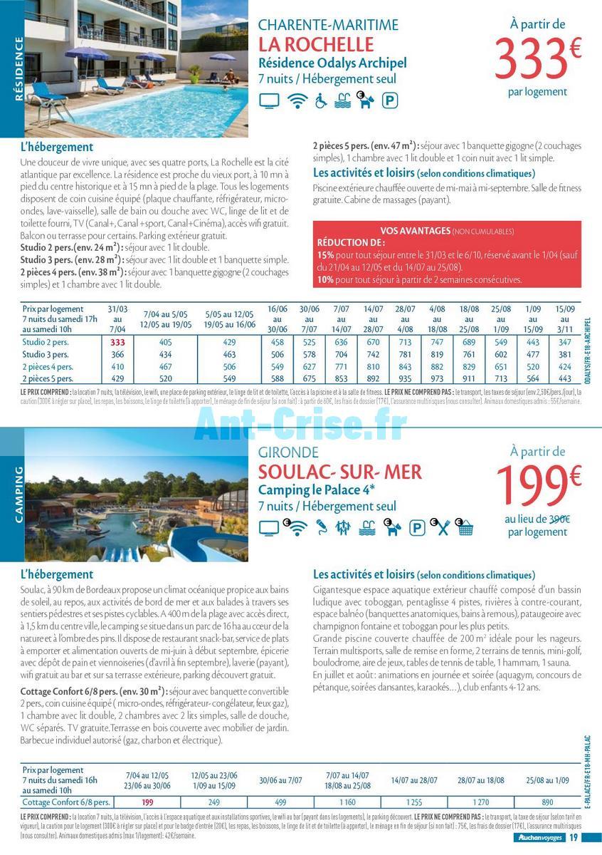 septembre2018 Catalogue Auchan du 21 mars au 21 septembres 2018 (Voyages) (19)