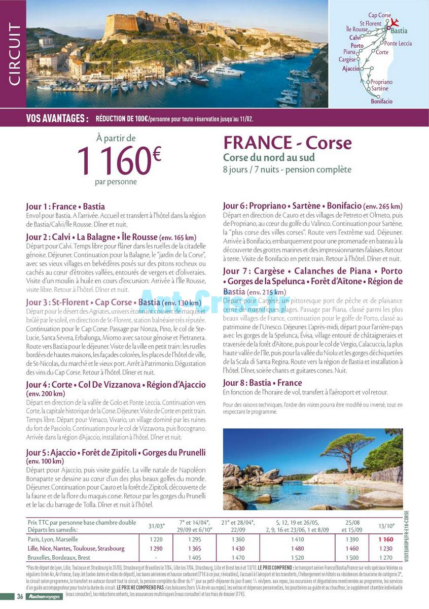 septembre2018 Catalogue Auchan du 21 mars au 21 septembres 2018 (Voyages 2) (36)