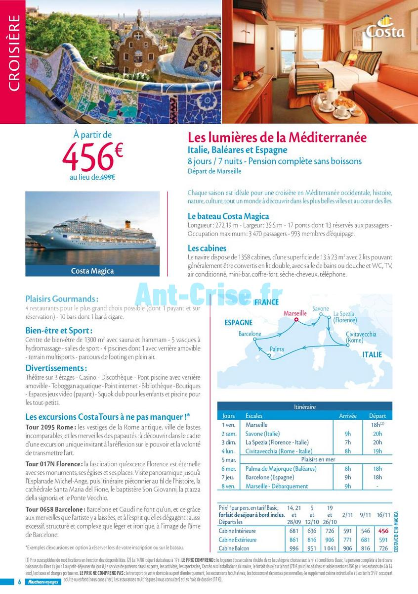 septembre2018 Catalogue Auchan du 21 mars au 21 septembres 2018 (Voyages 2) (6)