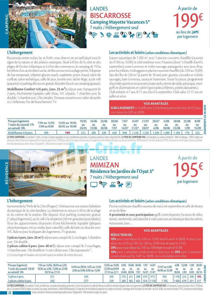 septembre2018 Catalogue Auchan du 21 mars au 21 septembres 2018 (Voyages) (22)