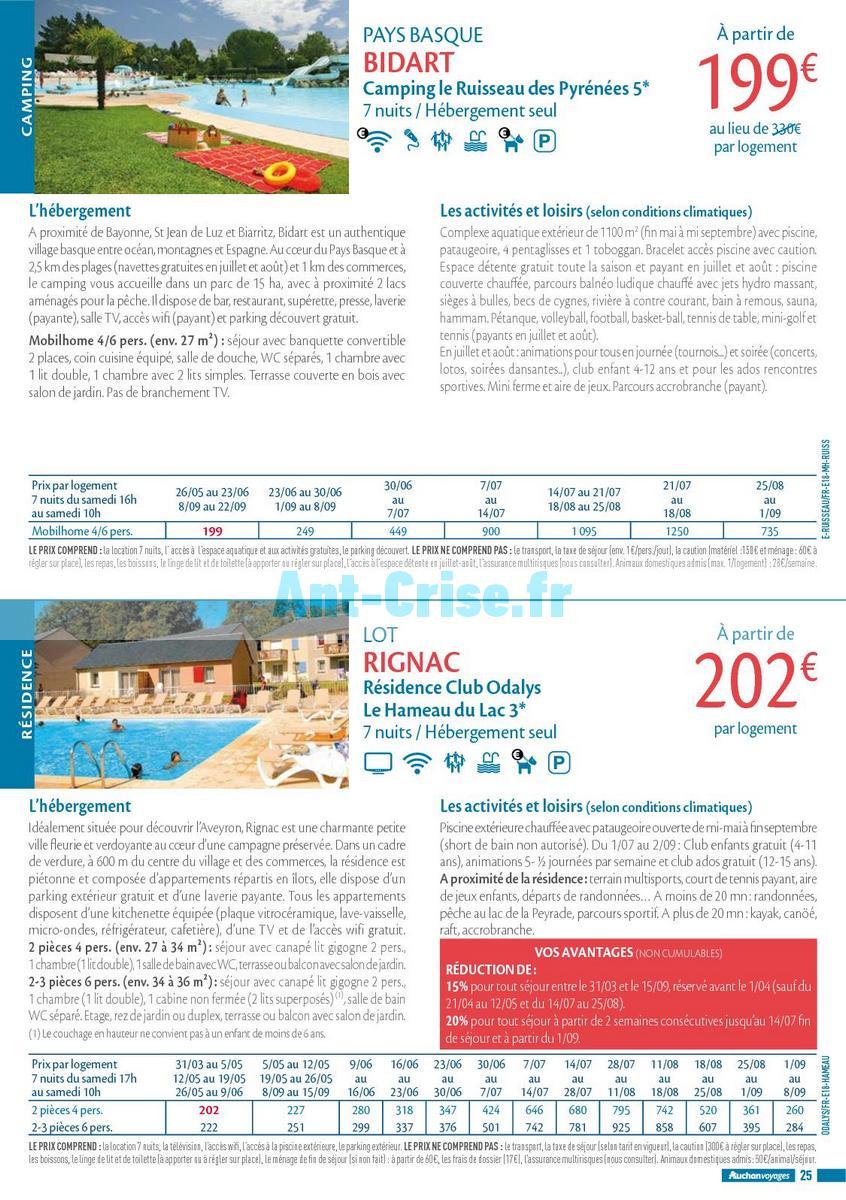 septembre2018 Catalogue Auchan du 21 mars au 21 septembres 2018 (Voyages) (25)