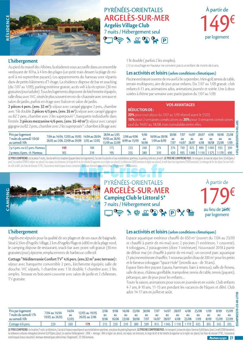 septembre2018 Catalogue Auchan du 21 mars au 21 septembres 2018 (Voyages) (27)