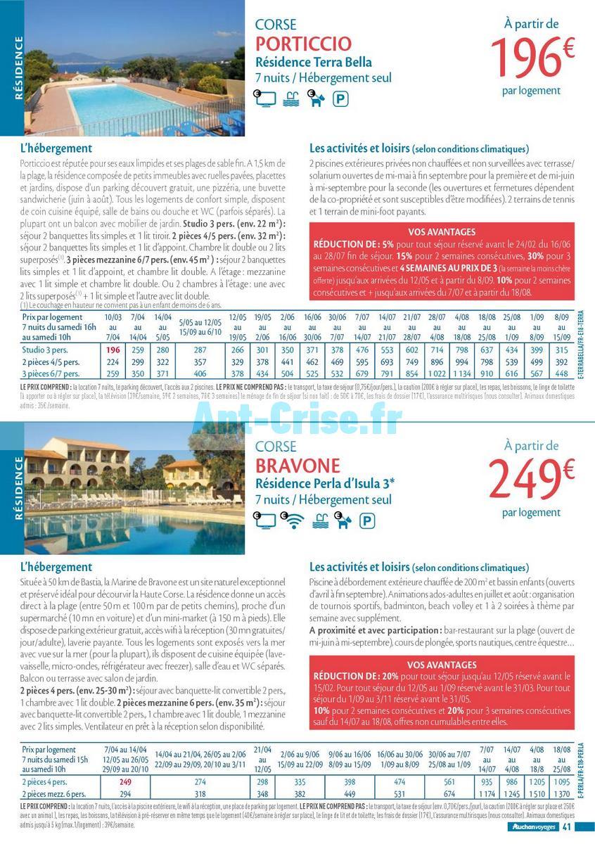 septembre2018 Catalogue Auchan du 21 mars au 21 septembres 2018 (Voyages) (41)