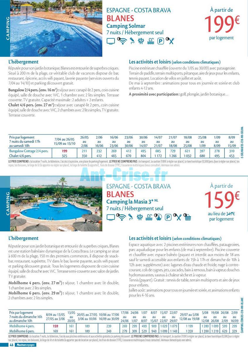 septembre2018 Catalogue Auchan du 21 mars au 21 septembres 2018 (Voyages) (46)