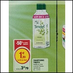 Bon Plan Shampoing Timotei chez Magasins U (27/02 - 03/03) - anti-crise.fr