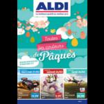 Catalogue Aldi du 21 au 27 mars 2018