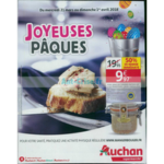 Catalogue Auchan Supermarché du 21 mars au 1er avril 2018