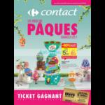 Catalogue Carrefour Contact du 28 mars au 2 avril 2018