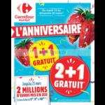 Catalogue Carrefour Market du 13 au 25 mars 2018