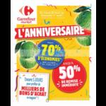 Catalogue Carrefour Market du 20 mars au 1er avril 2018