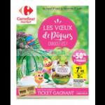 Catalogue Carrefour Market du 27 mars au 1er avril 2018