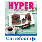 Catalogue Carrefour du 20 mars au 2 avril 2018