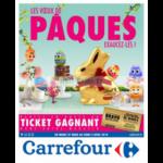 Catalogue Carrefour du 27 mars au 2 avril 2018
