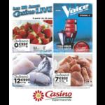 Catalogue Casino du 13 au 25 mars 2018