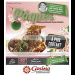 Catalogue Casino du 27 mars au 2 avril 2018