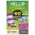 Catalogue Casino du 3 au 15 avril 2018