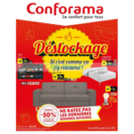 Catalogue Conforama du 20 au 26 mars 2018