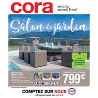 Catalogue Cora du 20 mars au 5 mai 2018 (Mobilier de Jardin ...