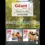 Catalogue Géant Casino du 21 mars au 2 avril 2018 (Occitanie)