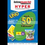Catalogue Intermarché du 20 au 25 mars 2018 (Version Hyper)