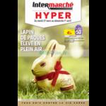 Catalogue Intermarché du 27 mars au 1er avril 2018 (Version Hyper)