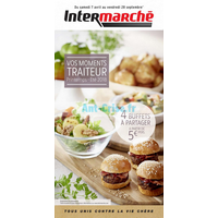 Catalogue Intermarché du 7 avril au 28 septembre 2018 (Traiteur)