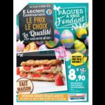 Catalogue Leclerc du 20 au 24 mars 2018 (Castelsarrasin)