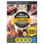 Catalogue Leclerc du 20 au 31 mars 2018 (Arles)