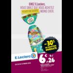 Catalogue Leclerc du 20 au 31 mars 2018 (Paris 19ème)