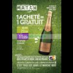 Catalogue Match du 20 mars au 2 avril 2018