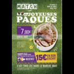 Catalogue Match du 27 mars au 2 avril 2018