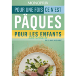 Catalogue Monoprix du 23 mars au 2 avril 2018 (Pâques)