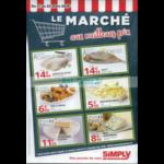 Catalogue Simply Market du 21 au 25 mars 2018 (Le Marché)