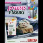 Catalogue Simply Market du 21 mars au 1er avril 2018