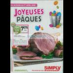 Catalogue Simply Market du 28 mars au 1er avril 2018