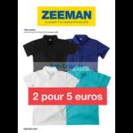 Catalogue Zeeman du 17 au 23 mars 2018