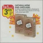 Bon Plan Café Moulu Carte Noire Arômes chez Netto - anti-crise.fr