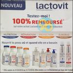 Offre de Remboursement Lactovit : Soin Corps 100% Remboursé en 2 Bons - anti-crise.fr