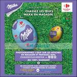 Jeu Milka chez Carrefour Market sur Facebook : Cartes Cadeaux et Bon de Réduction à Gagner - anti-crise.fr