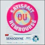 Offre de Remboursement Sensodyne : Dentifrice Multi Protection Satisfait ou 100% Remboursé - anti-crise.fr