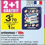 Bon Plan Fromages Apérivrais chez Carrefour Market (27/03 - 01/04) - anti-crise.fr