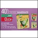 Bon Plan Cup a Soup Knorr chez Match (13/03 - 18/03) - anti-crise.fr